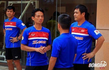 SEA Games 29: Huu Thang hua mang vinh quang ve cho to quoc - Anh 2
