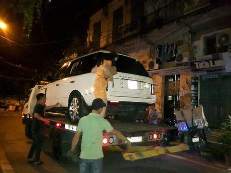 Ha Noi: Be gai 19 thang tuoi bi xe hop Range Rover va quet tu vong - Anh 2