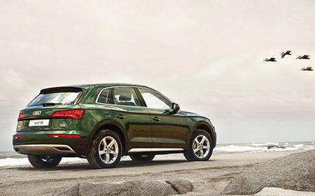 Audi Q5 moi gia tu 2 ty dong - Anh 3