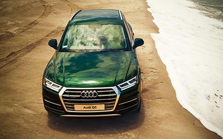 Audi Q5 moi gia tu 2 ty dong - Anh 4