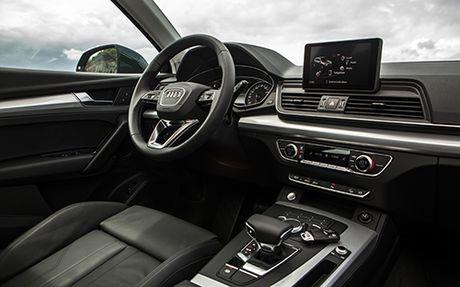 Audi Q5 moi gia tu 2 ty dong - Anh 5