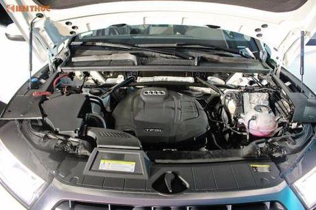 Can canh mau Audi Q5 the he thu hai vua ra mat thi truong Viet - Anh 11