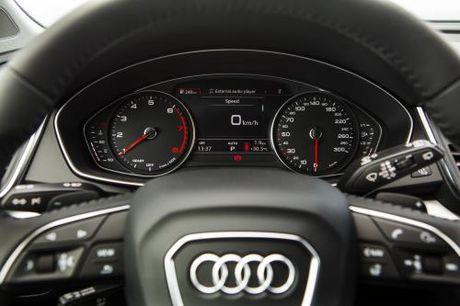 Can canh mau Audi Q5 the he thu hai vua ra mat thi truong Viet - Anh 7