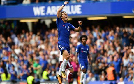 Cham diem Chelsea 2-3 Burnley: 'Nguoi hung' Morata ngam dang nuot cay - Anh 4