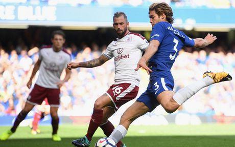 Cham diem Chelsea 2-3 Burnley: 'Nguoi hung' Morata ngam dang nuot cay - Anh 9