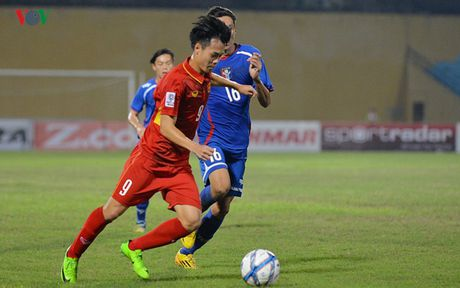 Danh sach 20 'hao thu' U22 Viet Nam du SEA Games 29 - Anh 13