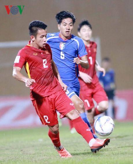 Danh sach 20 'hao thu' U22 Viet Nam du SEA Games 29 - Anh 14