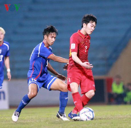 Danh sach 20 'hao thu' U22 Viet Nam du SEA Games 29 - Anh 15