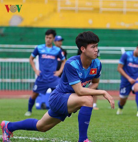 Danh sach 20 'hao thu' U22 Viet Nam du SEA Games 29 - Anh 16