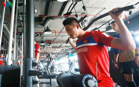 Danh sach 20 'hao thu' U22 Viet Nam du SEA Games 29 - Anh 18