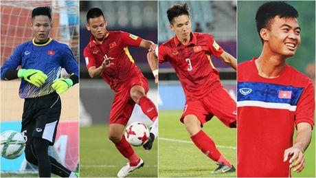 Danh sach 20 'hao thu' U22 Viet Nam du SEA Games 29 - Anh 1