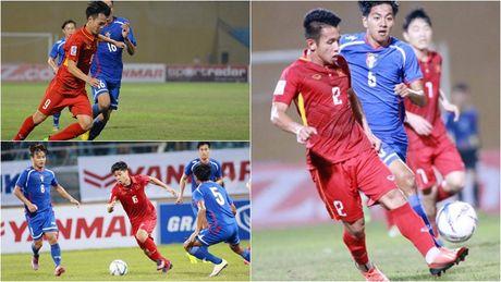 Danh sach 20 'hao thu' U22 Viet Nam du SEA Games 29 - Anh 2