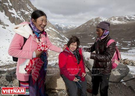 Hanh trinh chiem bai ngon nui thieng Kailash o Tay Tang - Anh 16
