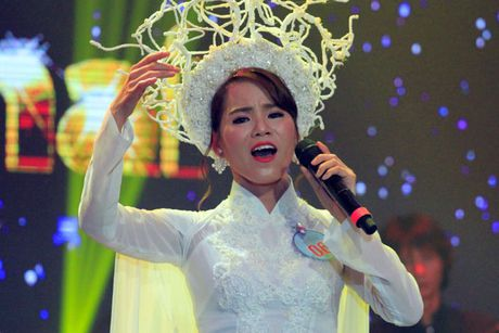 3 thi sinh mien Trung - Tay Nguyen vao chung ket Sao Mai toan quoc - Anh 2