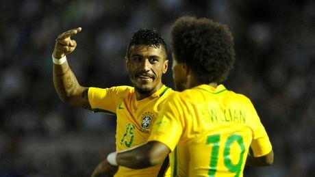 Paulinho: Tu 'hang thai' Tottenham den tan binh 40 trieu euro cua Barcelona - Anh 2