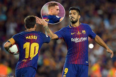 Goc chien thuat Barcelona – Real: Messi 'nho' Neymar, Zidane qua thien tai - Anh 2