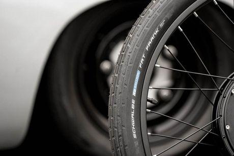 Xe dap dien phong cach Porsche gia 150 trieu dong - Anh 6