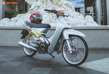 Biker Viet chi hon 100 tram trieu do Honda Wave 110 - Anh 1