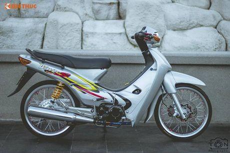 Biker Viet chi hon 100 tram trieu do Honda Wave 110 - Anh 2