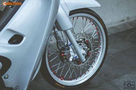 Biker Viet chi hon 100 tram trieu do Honda Wave 110 - Anh 3