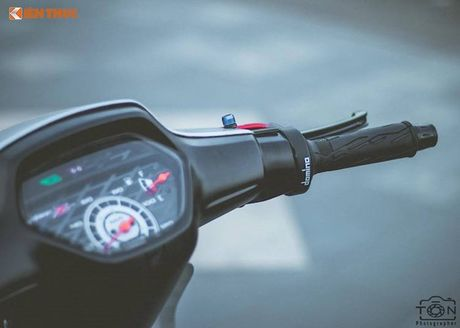 Biker Viet chi hon 100 tram trieu do Honda Wave 110 - Anh 4