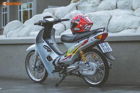 Biker Viet chi hon 100 tram trieu do Honda Wave 110 - Anh 8