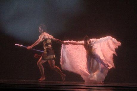 Vo ballet ve My Chau – Trong Thuy len san khau Nha hat Lon - Anh 1