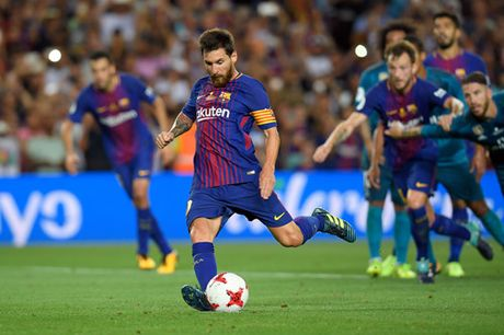 Sieu Cup Tay Ban Nha: Real ha Barcelona ngay tai Nou Camp - Anh 2