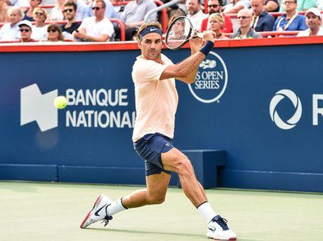 Zverev bat ngo danh bai Federer de dang quang Rogers Cup - Anh 2