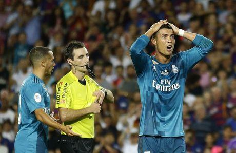 Day trong tai, Ronaldo doi mat voi an phat - Anh 1