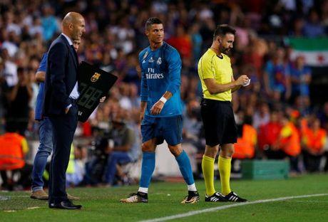 Day trong tai, Ronaldo doi mat voi an phat - Anh 5