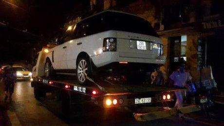 Da xac dinh duoc danh tinh tai xe Range Rover trong vu va cham khien chau be tu vong - Anh 1