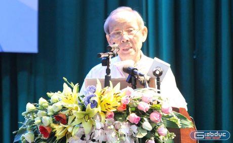 Giao su Tran Hong Quan: Khon kho, muon giu ven nhan cach, tu trong la khong de - Anh 1