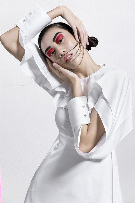 Next Top Model All Stars 2017: Khong mau me, diem dua thi sinh van dep tinh te - Anh 1