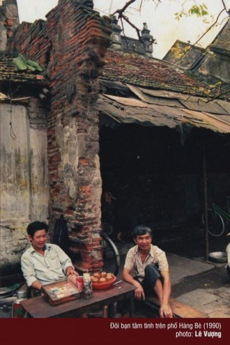 Ngam Ha Noi vai chuc nam truoc ben bo Ho Guom - Anh 13