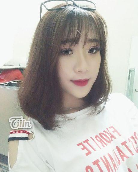 Chua can nhap hoc, tan sinh vien DH Van hoa HN da gay sot vi thi Miss Teen 2017 - Anh 10