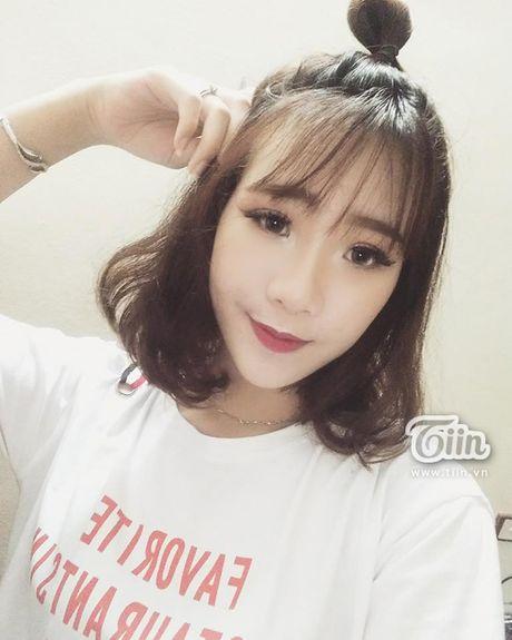 Chua can nhap hoc, tan sinh vien DH Van hoa HN da gay sot vi thi Miss Teen 2017 - Anh 6