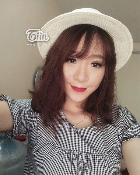 Chua can nhap hoc, tan sinh vien DH Van hoa HN da gay sot vi thi Miss Teen 2017 - Anh 7