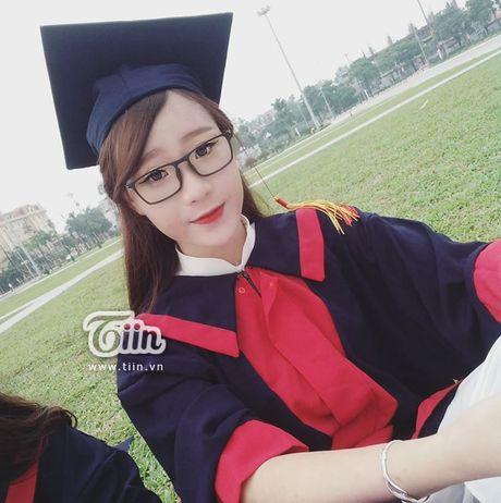 Chua can nhap hoc, tan sinh vien DH Van hoa HN da gay sot vi thi Miss Teen 2017 - Anh 8