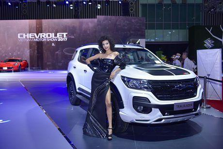 Chevrolet Trailblazer ra mắt có gì để cạnh tranh