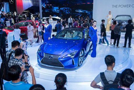 Hanh trinh Lexus, voi nhung chiec xe sieu sang dang cap - Anh 4