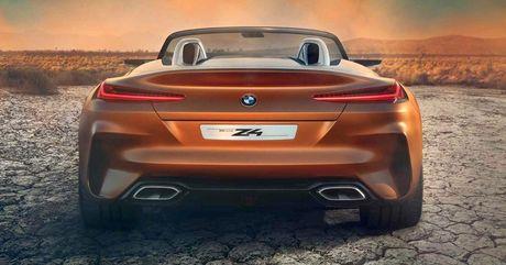 Ro ri hinh anh cua BMW Z4 Concept truoc ngay ra mat - Anh 5