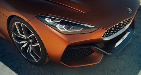 Ro ri hinh anh cua BMW Z4 Concept truoc ngay ra mat - Anh 6