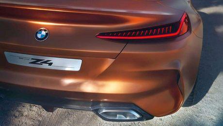 Ro ri hinh anh cua BMW Z4 Concept truoc ngay ra mat - Anh 7