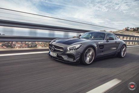'Soi' sieu xe Mercedes-Benz AMG GT S voi goi do nua ty - Anh 7