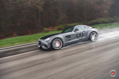 'Soi' sieu xe Mercedes-Benz AMG GT S voi goi do nua ty - Anh 9
