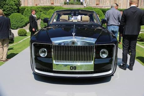 Xe sieu sang 'doc ban' Rolls-Royce Sweptail gia 291 ty - Anh 5