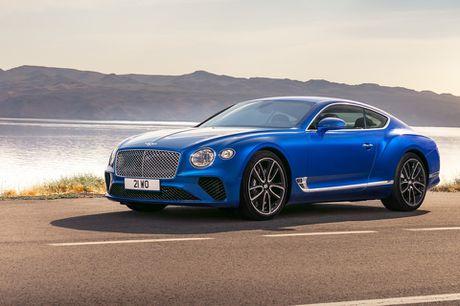 Bentley trinh lang Continetal GT 2018 moi - Anh 5