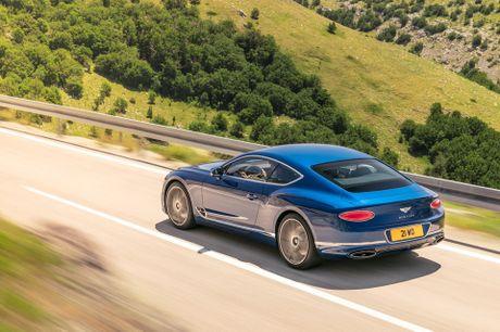 Bentley trinh lang Continetal GT 2018 moi - Anh 2