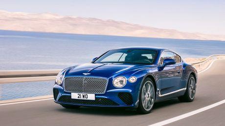Bentley trinh lang Continetal GT 2018 moi - Anh 4